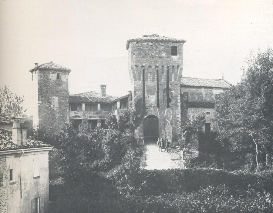La storia del Castello di Maranello