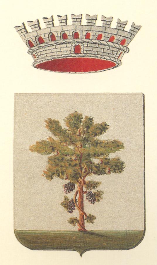 Lo stemma di Maranello