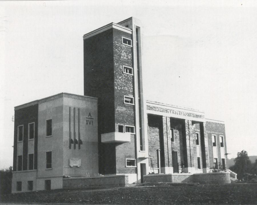 Il Municipio di Maranello