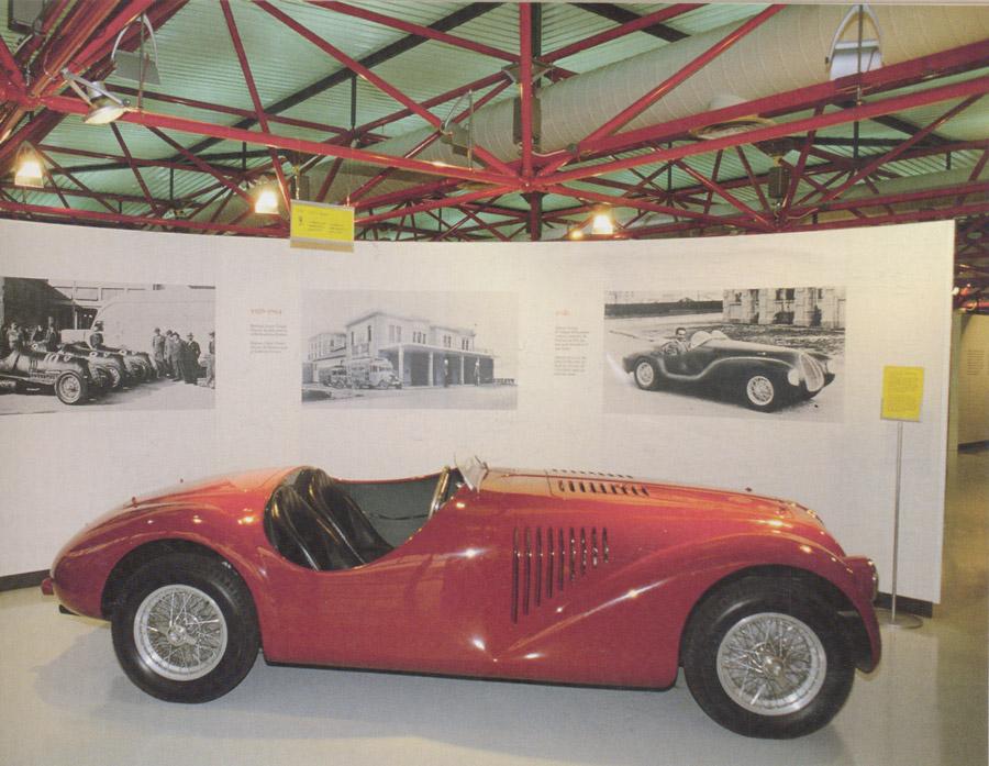 La Spyder 125 S: la prima Ferrari da corsa