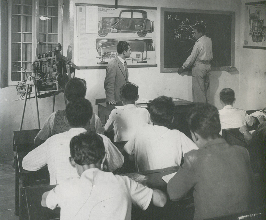 L'Istituto Superiore Dino Ferrari