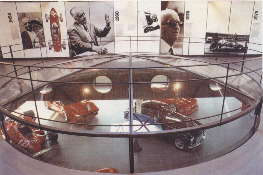 La nascita della Galleria Ferrari