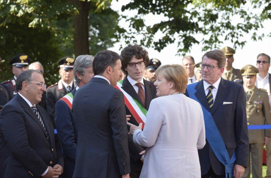 Il vertice Italia-Germania
