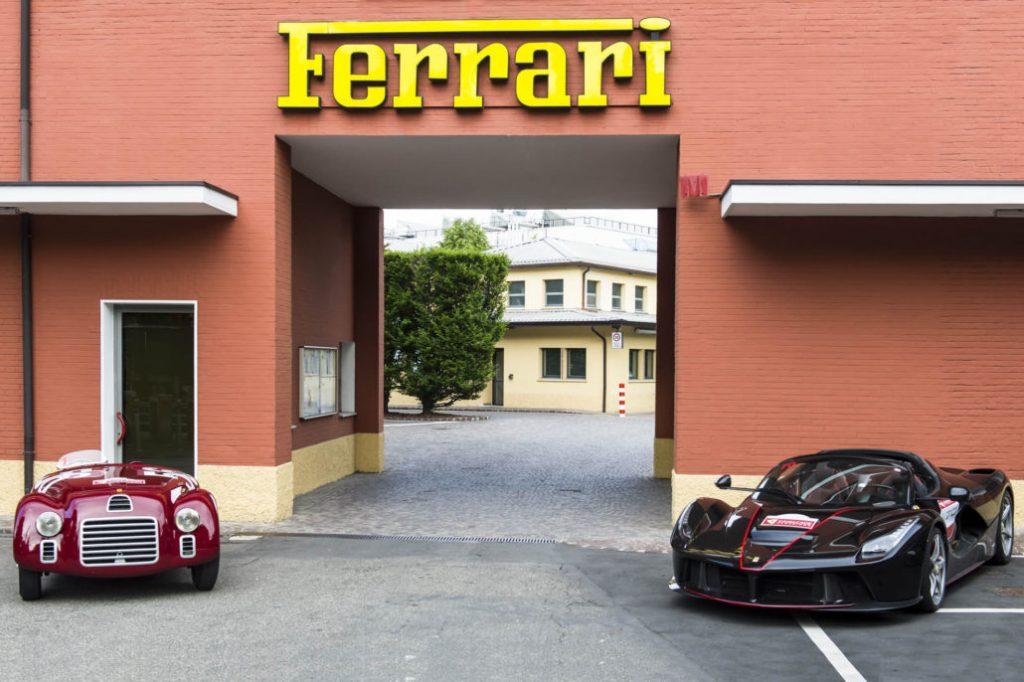 I 70 anni della Ferrari