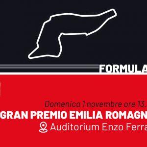Gran Premio F1 dell'Emilia Romagna in Auditorium