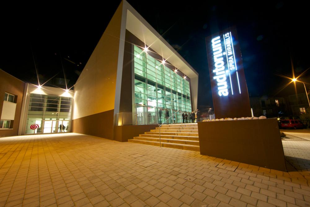 Auditorium Spira mirabilis