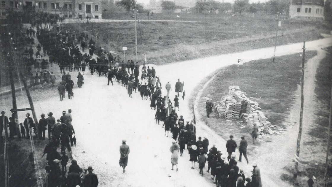 1923_Carlo_Stradi_inaugurazione_ospizio_in_suo_nome