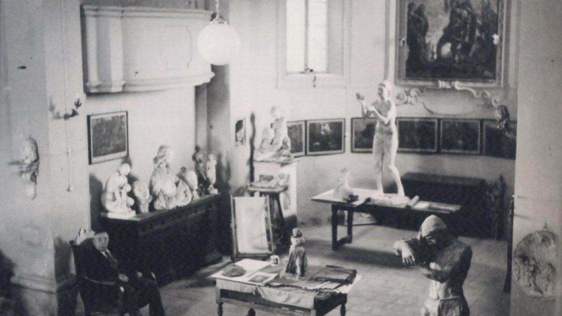 1936_giuseppe_graziosistudio_allestito_nella_chiesa