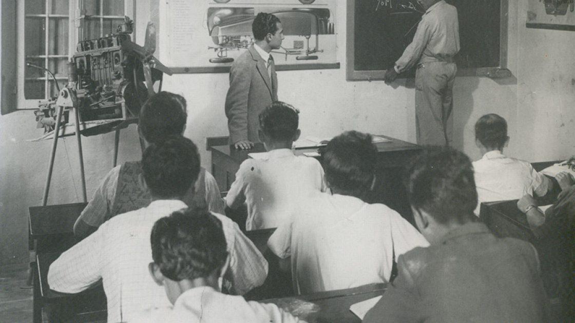 1963_Scuola_Dino_Ferrari_